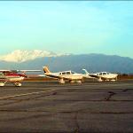 Rialto Airport Gone