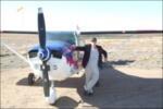 Pilot Diaries: Musina South Africa